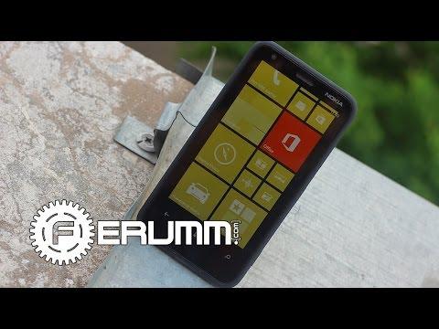 Nokia Lumia 620 Обзор. Подробный Видеообзор Nokia Lumia 620 от FERUMM.COM
