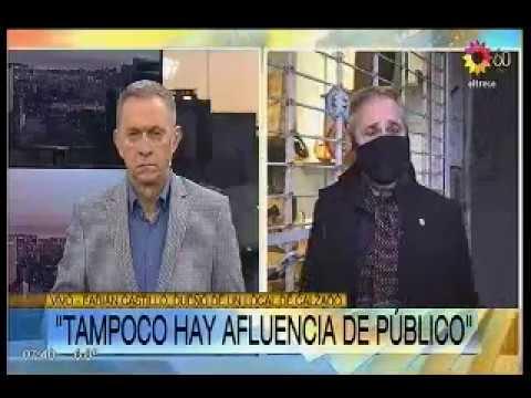 1.6.20 Entrevista a Fabián Castillo en Arriba Argentinos - Canal 13