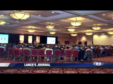 Lance's 'Weekend to Remember Marriage Retreat' Journal, Feb 29, 2016