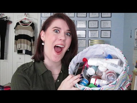 Empties/Products I've Used Up #30 ~ November 2015