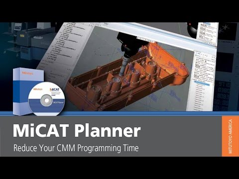 How to Reduce Your CMM Programming Time Up to 95%