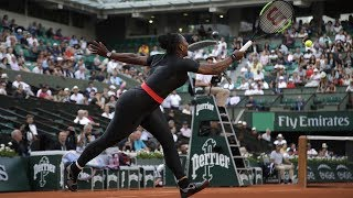 This Serena Williams outfit was BANNED from the French Open