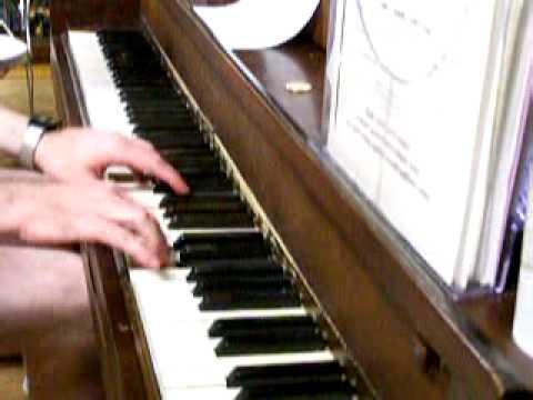 Super Mario Land - Birabuto Kingdom - on piano Tom Brier style