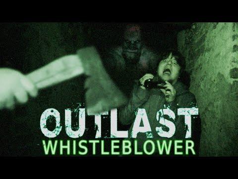 OUTLAST WHISTLEBLOWER / LIVE / Nienawidzę horrorów...