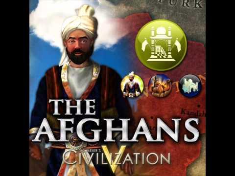 Afghanistan - Mirwais Hotaki | War