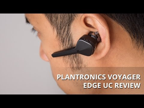 Plantronics Voyager Edge UC Review