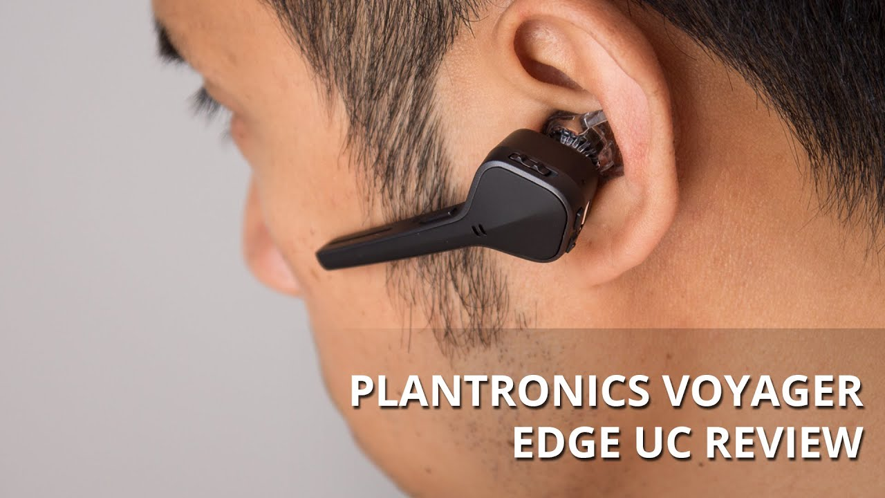 Plantronics Voyager Edge Uc Review Youtube