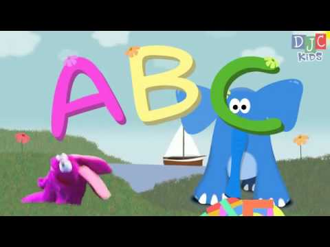 ABC Songs Collection Learn the Alphabet with Songs, Phonics and Chants