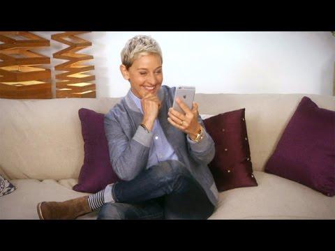 Ellen's First Musical Monologue