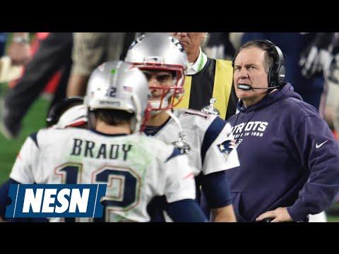 Bill Belichick Addresses Start Of Season Without Tom Brady