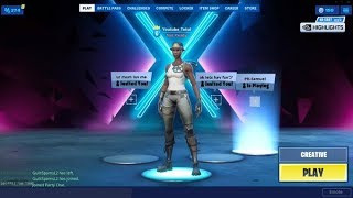 If You Beat Me In A 1v1 You Get Recon Expert Account (Fortnite Battle Royale 1v1's) (jour 3)