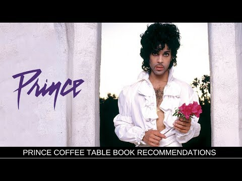 PRINCE COFFEE TABLE BOOK RECOMMENDATIONS