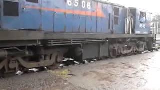 (52589) Karimganj Silchar MG Passenger lead by YDM4 6506 (Lumding)