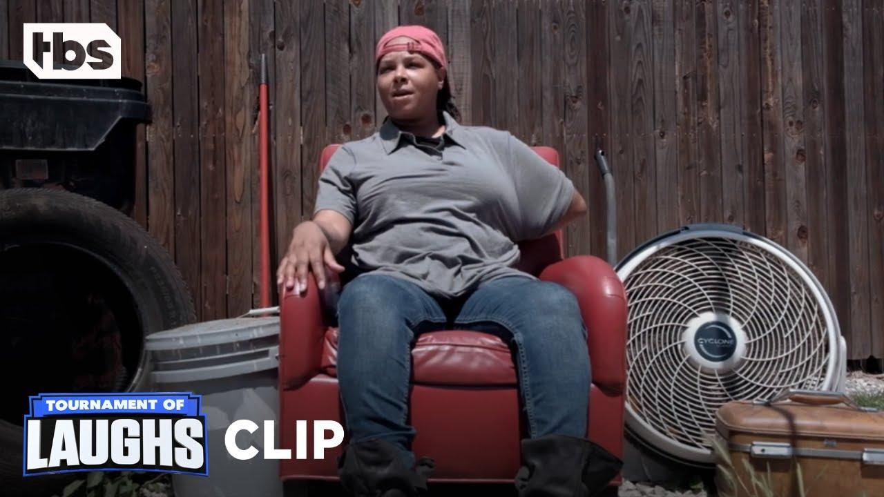 Tournament of Laughs: Chaunté Wayans is the Tiger Queen (Season 1 Episode 2 Clip) | TBS