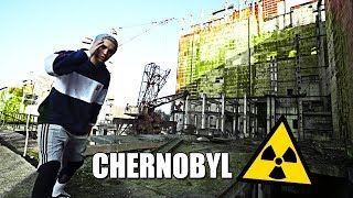 ENTRAMOS EN UN REACTOR NUCLEAR DE CHERNOBYL!! *NO DEBERÍAMOS DE ENTRAR* [Logan G]