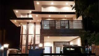 Modern House Design, House Ideas By Asuel Builders Sams Model At Manville Royale Bacolod
