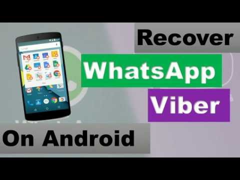 SOLVED: How can I retrieve deleted whatsapp messages that