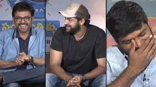 F2 Movie Team Funny Interview | Venkatesh | Varun Tej | TFPC