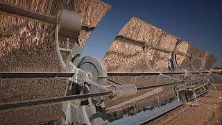 محطة توليد الطاقة الشمسية في المغرب - futuris