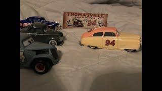 Cars Adventures 19-5-Doc Hudson The Rookie-First Lady in Racing