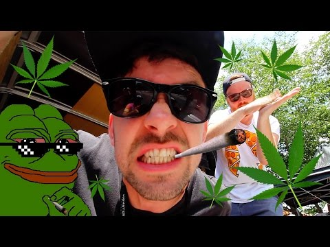 Oceans Ate Alaska - 432 BLAZE IT (Official Music Video)