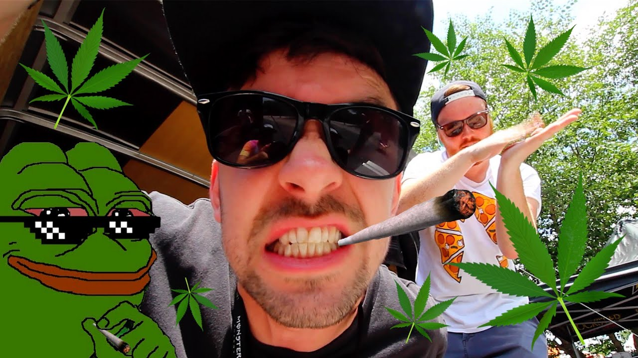 Oceans Ate Alaska - 432 BLAZE IT [OFFICIAL VIDEO]