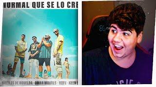 Daviles de Novelda, Omar Montes, Rvfv, Keen Levy - Normal que se lo crea // Reacción Anthonyby10