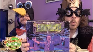 Nightmare 2 VCR Game | Beer and Board Games