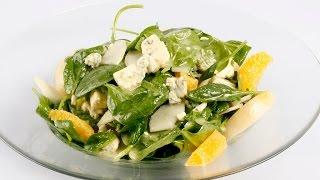 Rokforlu Ispanak Salatası Nasıl Yapılır?