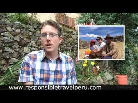 We are RESPONSible Travel Peru