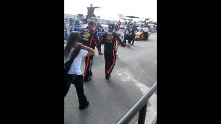 Ty dillion and chase elliott raw footage