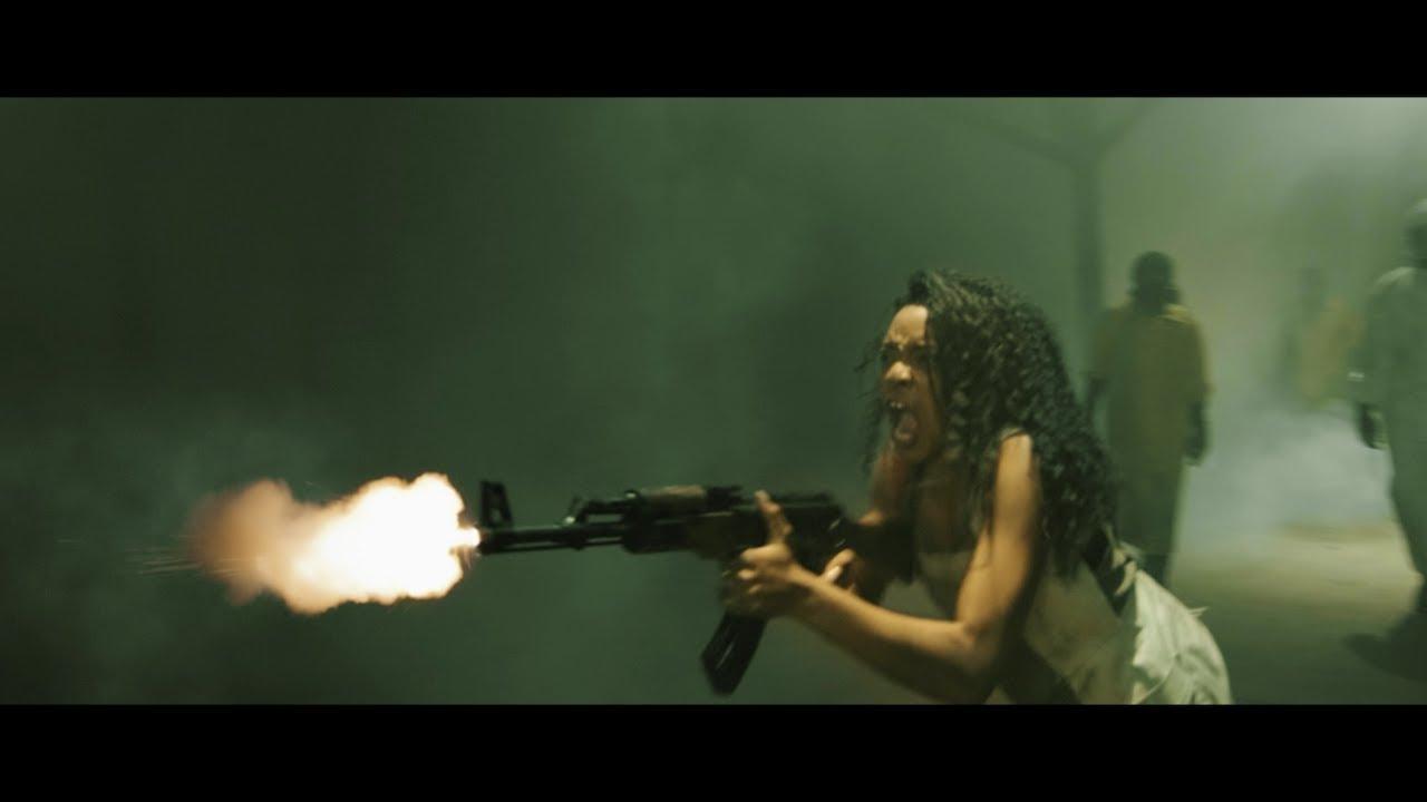 Nothing More - Let 'Em Burn (Official Music Video) #1