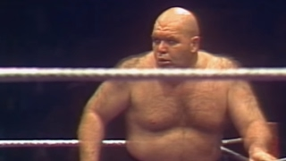 George 'The Animal' Steele vs. Frank Williams - Championship Wrestling : May 14, 1977