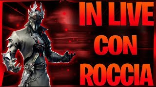 "LIVE FORTNITE ITA?!"" RAGA STASERA REGALO TWO ACCOUNTS RARISSIMI [NO CLICKBAIT!!! !!!!] #130"