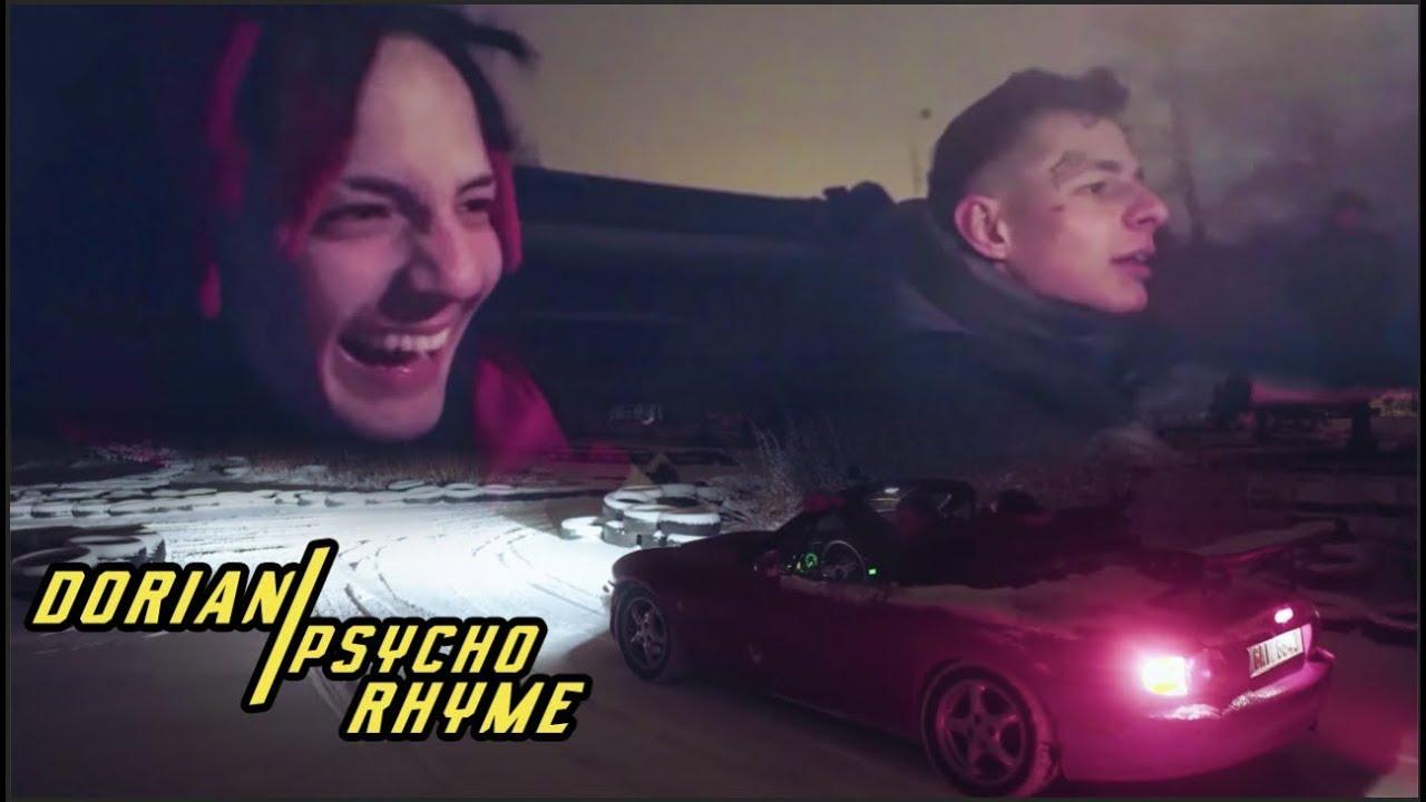 Dorian a Psycho Rhyme se učí driftovat!