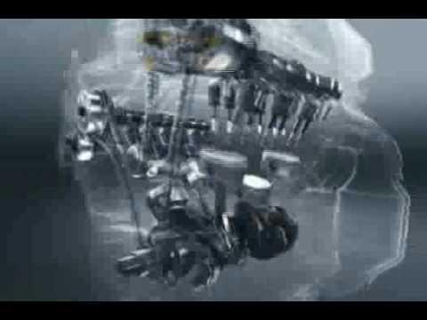Фото к видео: Toyota 2GR-FE Animation