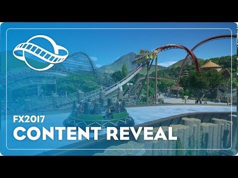 Frontier Expo 2017 Planet Coaster Content Reveal - ESRB E