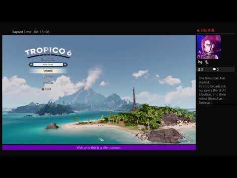 Playin Tropico 6 |