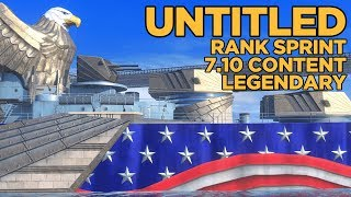 Rank Sprint, 7.10 Guides, Legendary Mods - Untitled