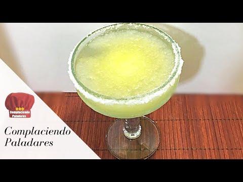 MARGARITA bebida mexicana - Complaciendo Paladares