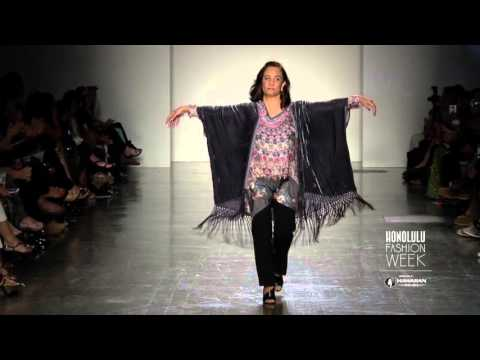 Hawaii Pacific Health's Beautiful Survivors Fashion Show at HONOLULU Fashion Week