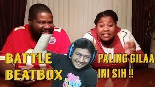 Download Video KELAR !! BATTLE BEATBOX TERBAIK SEDUNIA ! FATHER VS DAUGHTER ?? | SansReaction MP3 3GP MP4