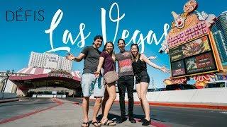 J'ai un SEIN sur L'ÉPAULE ! (Défis à Las Vegas, Nevada) PARTIE 2 | Alex & MJ - On the GO