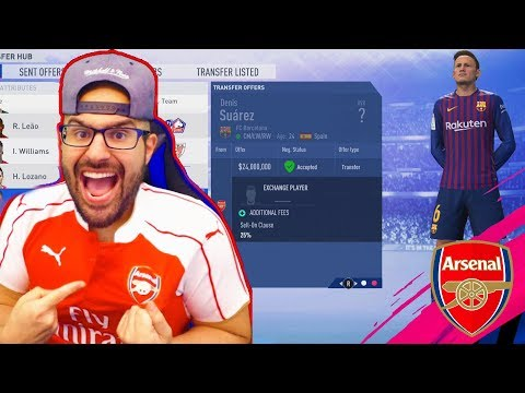WOW WE SIGNED A YOUNG SUPERSTAR! FIFA 19 CAREER MODE ARSENAL #07