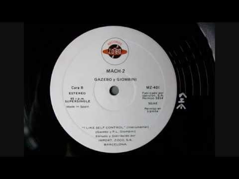 Mach 2 - I Like Self Control (Instrumental)
