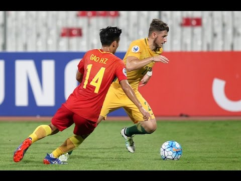 China vs Australia (AFC U-19 Championship: Group Stage)