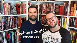 WELCOME TO THE AA EPISODE #45 THE GLASS BOOK