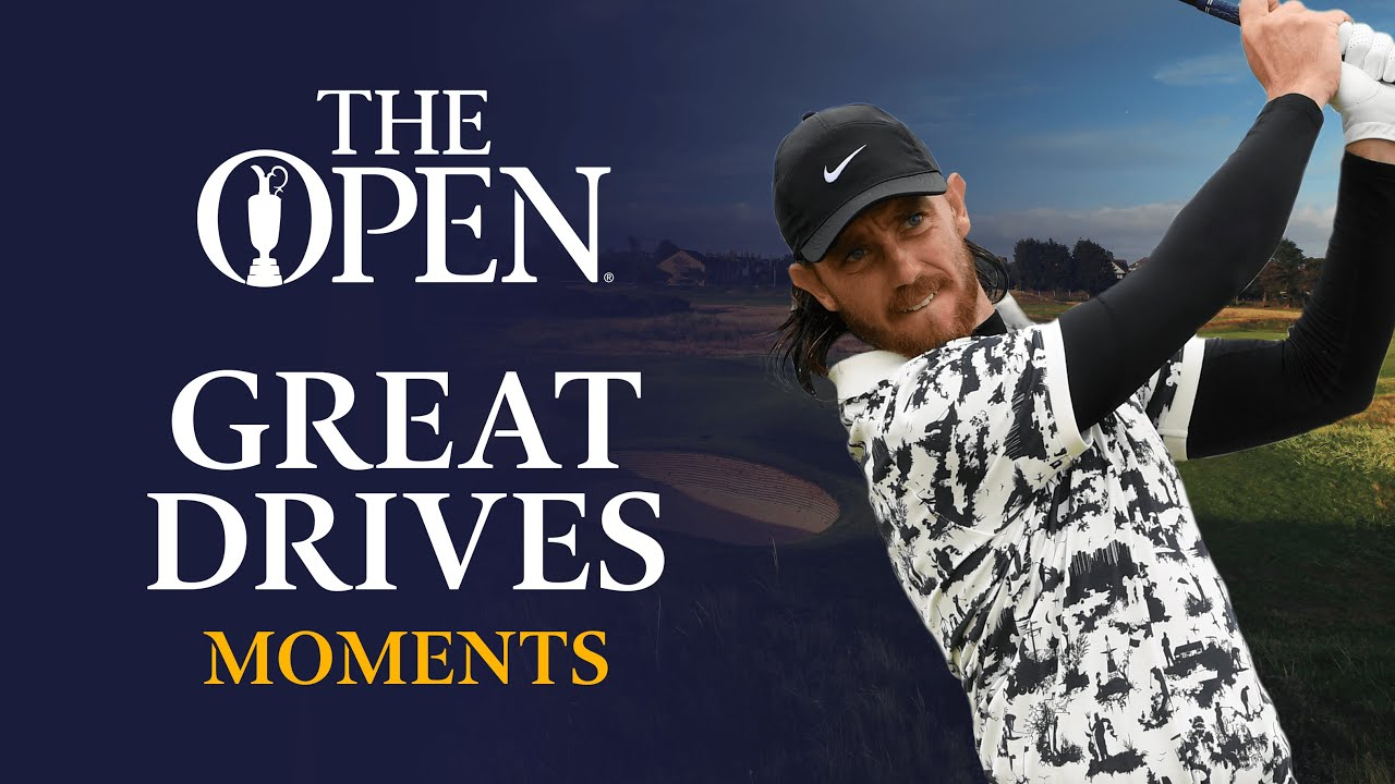 Great Drives | The Open Moments