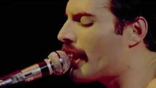 Queen - Bohemian Rhapsody (Freddie Mercury).