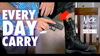 POLICE EVERY DAY CARRY (off duty)